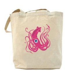 Сумка Pink octopus