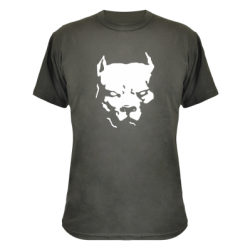 Купити Камуфляжна футболка Питбуль