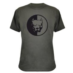Купити Камуфляжна футболка Pitbull