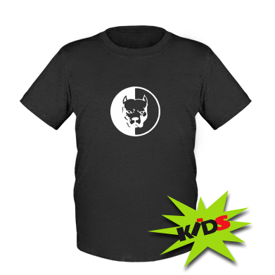 Купити Дитяча футболка Pitbull