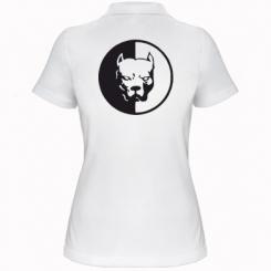 Купити Жіноча футболка поло Pitbull