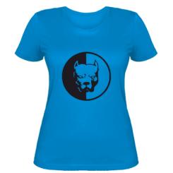 Купити Жіноча футболка Pitbull