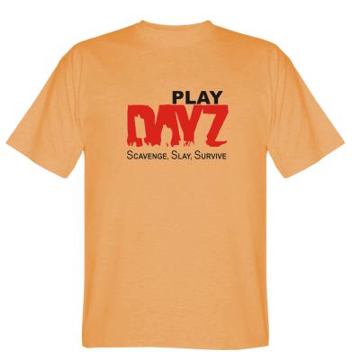 Футболка Play DayZ