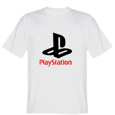 Футболка PlayStation