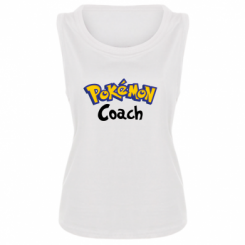 Майка жіноча Pokemon Coach