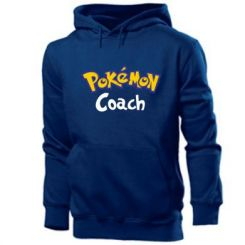 Толстовка Pokemon Coach