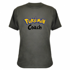 Купити Камуфляжна футболка Pokemon Coach
