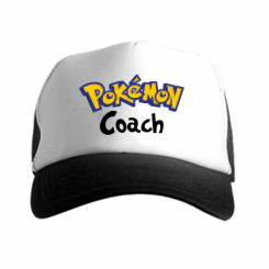 Купити Кепка-тракер Pokemon Coach