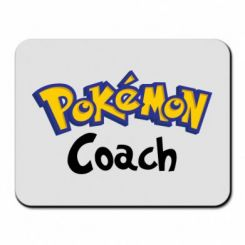 Купити Килимок для миші Pokemon Coach