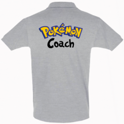 Купити Футболка Поло Pokemon Coach