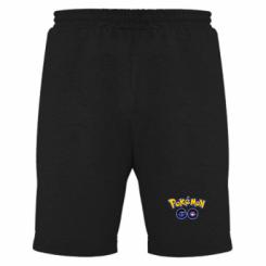 Чоловічі шорти Pokemon Go