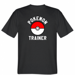 Футболка Pokemon Trainer