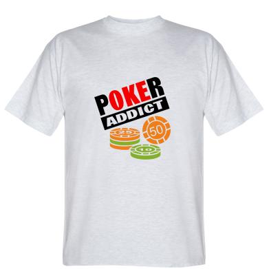 Футболка Poker Addict