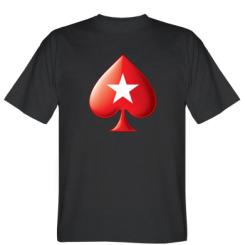 Футболка Poker Stars 3D Logo