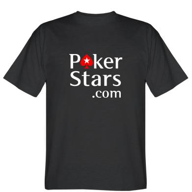 Футболка Poker Stars