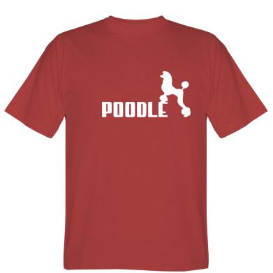 Футболка Poodle
