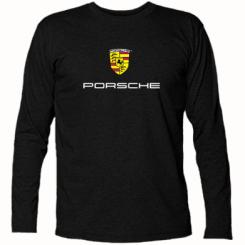 Купити Футболка з довгим рукавом Porsche