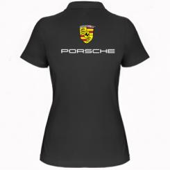 Купити Жіноча футболка поло Porsche