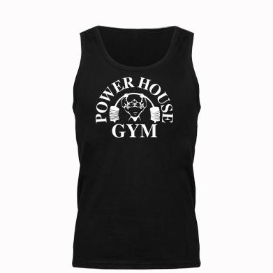 Майка чоловіча Power House Gym