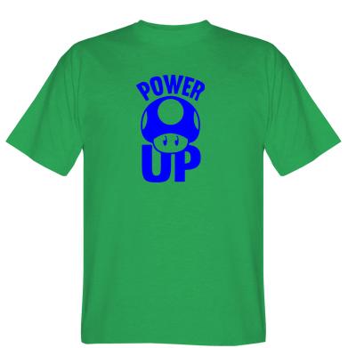 Футболка Power Up Маріо гриб