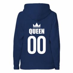 Толстовка жіноча Queen (number)