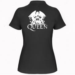 Купити Жіноча футболка поло Queen