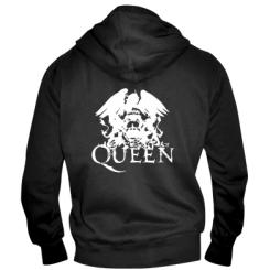 Купити Чоловіча толстовка на блискавці Queen