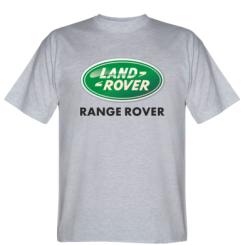 Футболка Range Rover