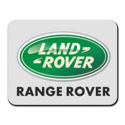 Килимок для миші Range Rover