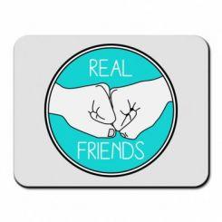 Килимок для миші Real Friends