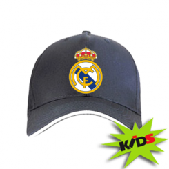 Детская кепка Real Madrid