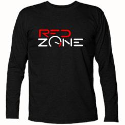 Футболка з довгим рукавом Red Zone