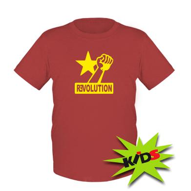 Купити Дитяча футболка Revolution