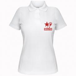 Купити Жіноча футболка поло Revolution