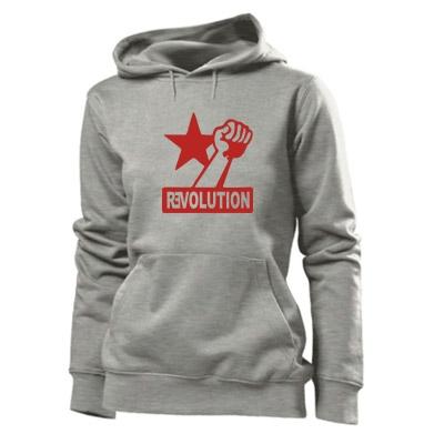 Купити Толстовка жіноча Revolution