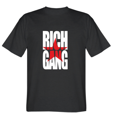 Футболка RICH GUNG YOUNG MONEY
