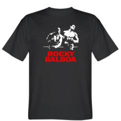 Футболка Rocky Balboa