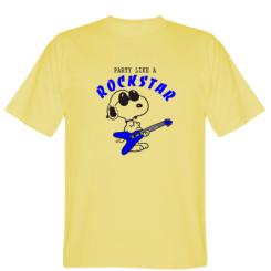 Футболка Рок-зірка