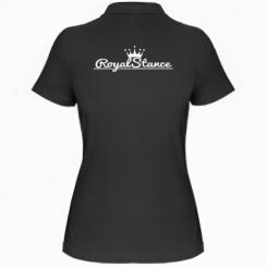 Купити Жіноча футболка поло Royal Stance