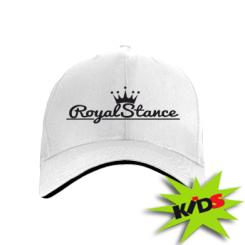 Купити Дитяча кепка Royal Stance