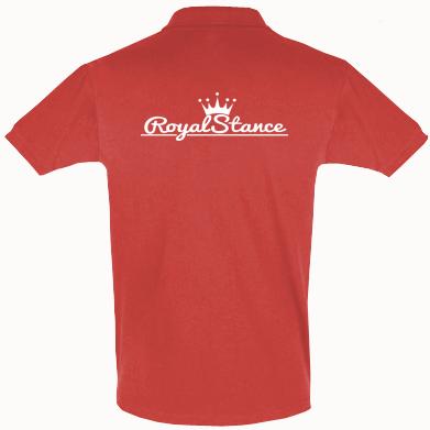 Купити Футболка Поло Royal Stance