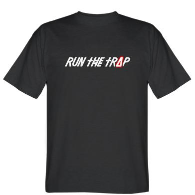 Футболка Run the Trap #
