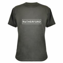 Камуфляжна футболка Rutherford