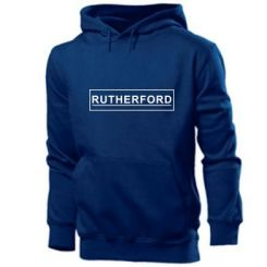 Толстовка Rutherford