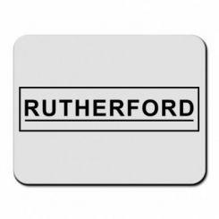 Килимок для миші Rutherford