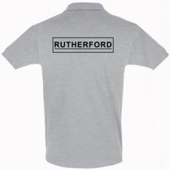 Футболка Поло Rutherford