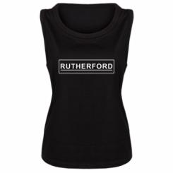 Майка жіноча Rutherford