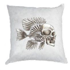 Подушка Риба-череп