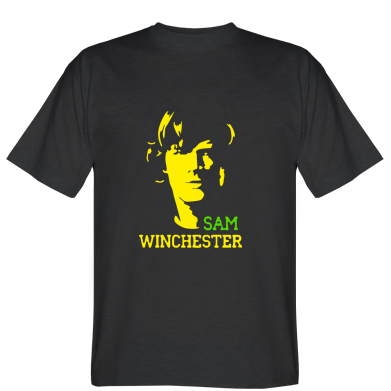 Футболка Sam Winchester