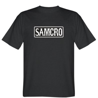 Футболка Samcro Oroginal Logo